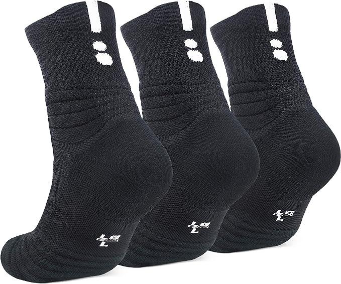 Amazon.com: JHM - Calcetines deportivos de compresión para ...