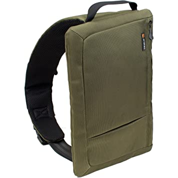 Amazon.com: Pro Tec Zip Sling Bag for iPad and Tablet (A502GX ...