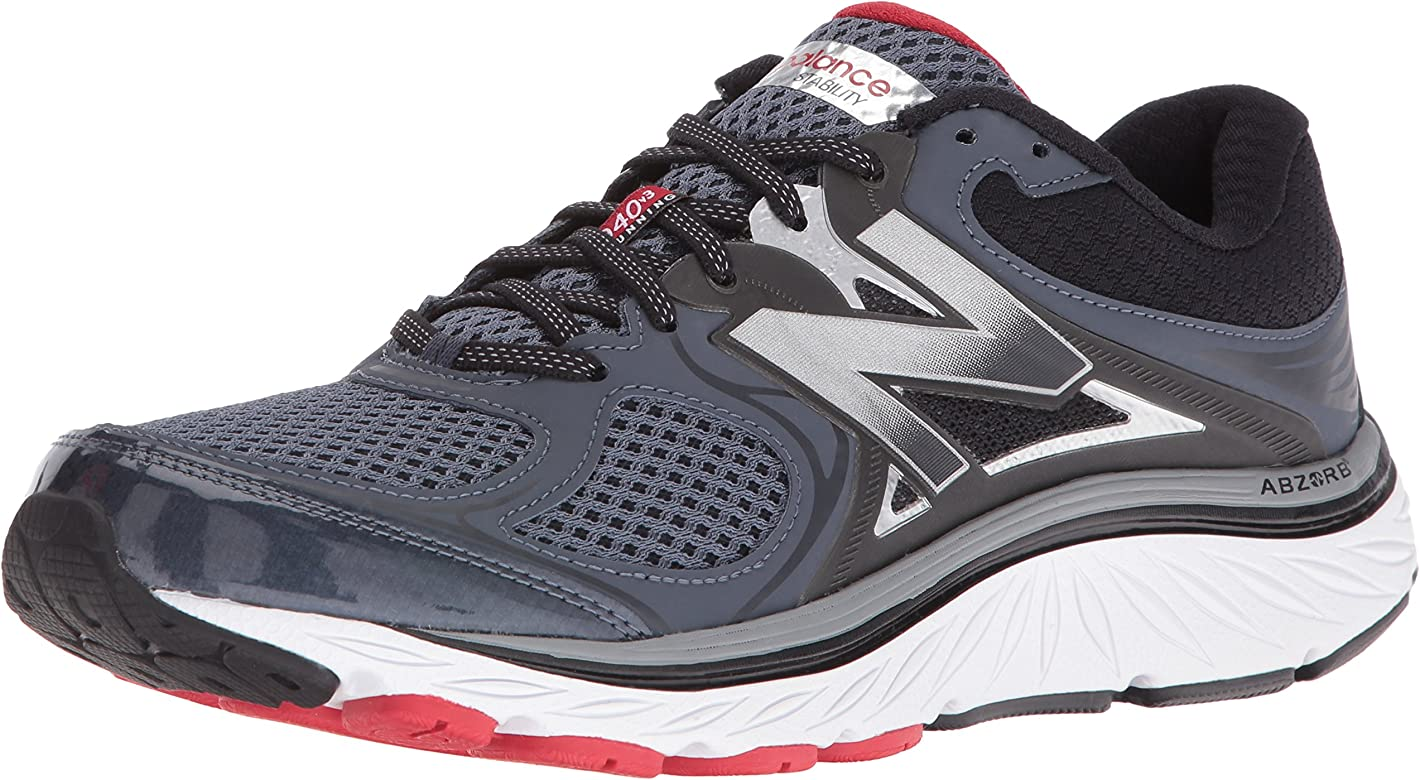 New Balance m940v3 Zapatillas Running (2e Ancho) - aw17 - Gris, 11.5 UK: Amazon.es: Zapatos y complementos