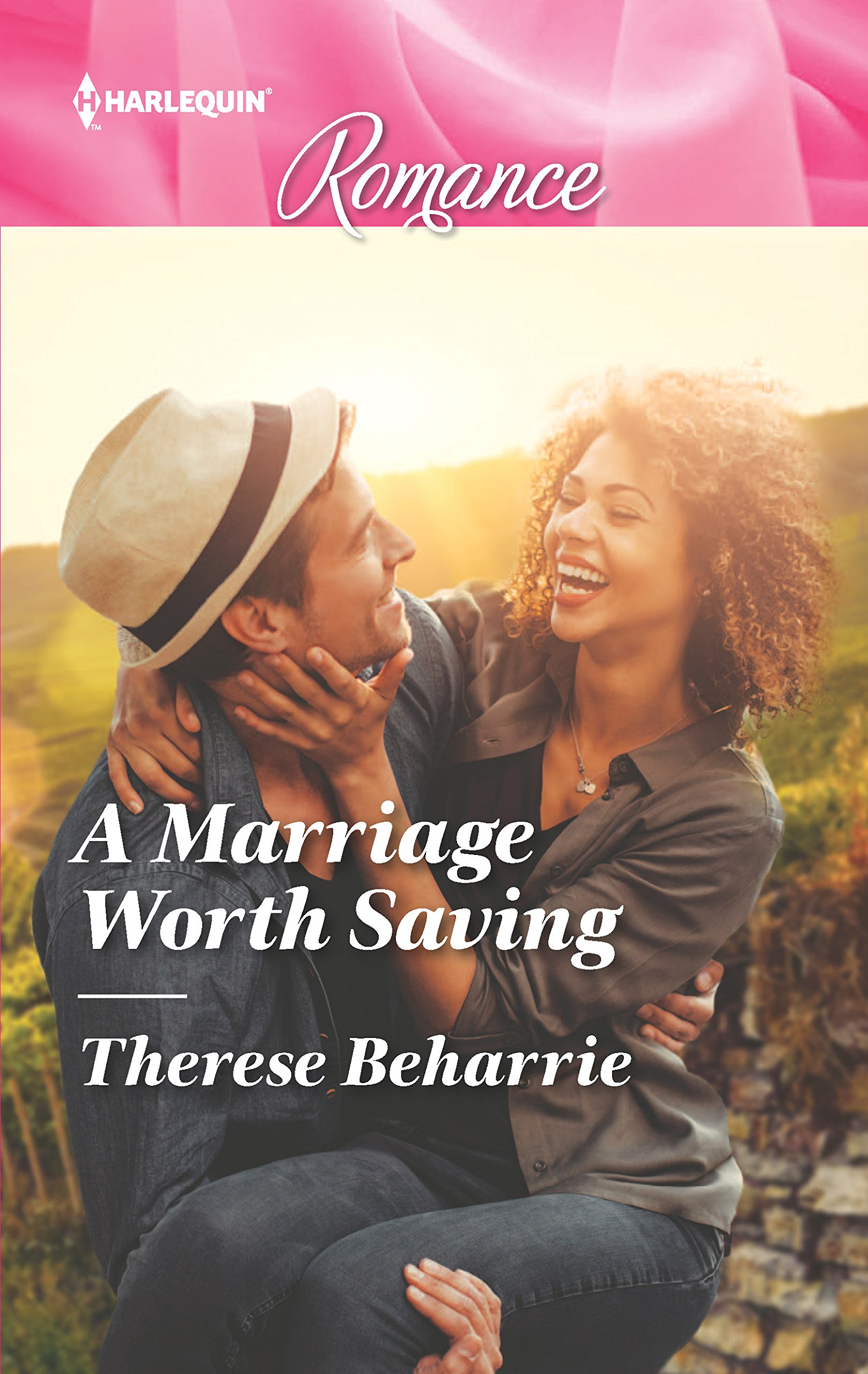 A Marriage Worth Saving (Harlequin Romance): Therese