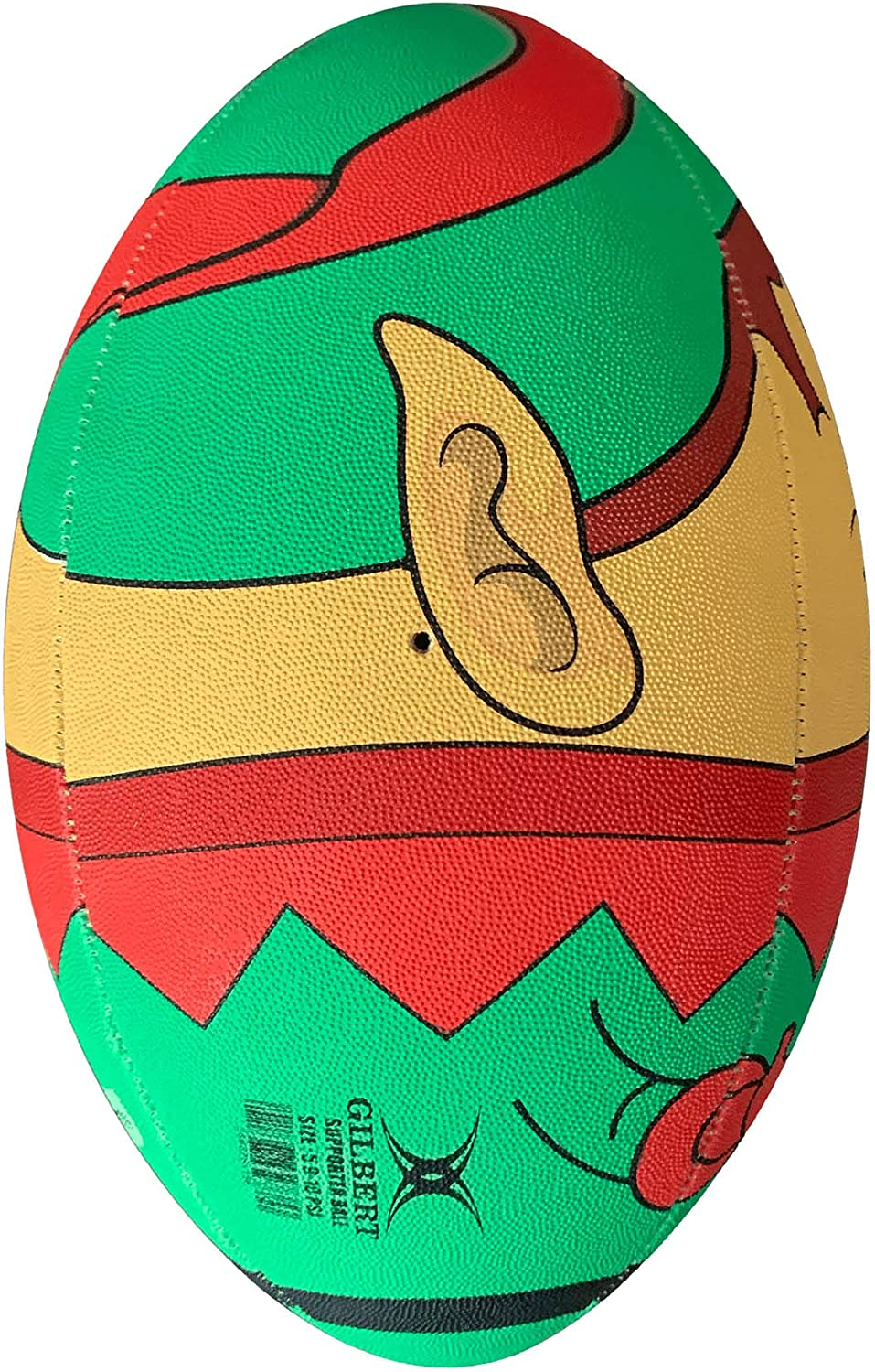 Gilbert Elf Rugby Ball