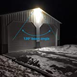 TORCHSTAR Dusk-to-Dawn LED Outdoor Barn Light