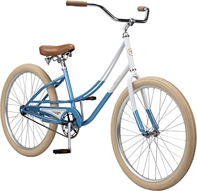 Pure City Women's Cruiser Bicycle, 26-Inch Wheels