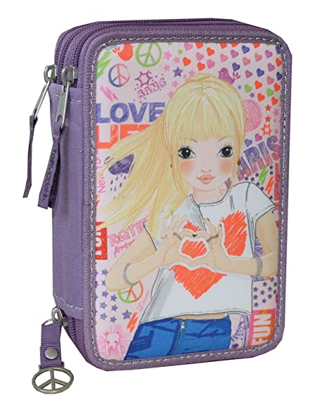Depesche 7817 - Top Model Muelle funda Peace con 3 ...