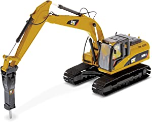 Caterpillar 320D L Hydraulic Excavator with Hammer Core Classics Series Vehicle