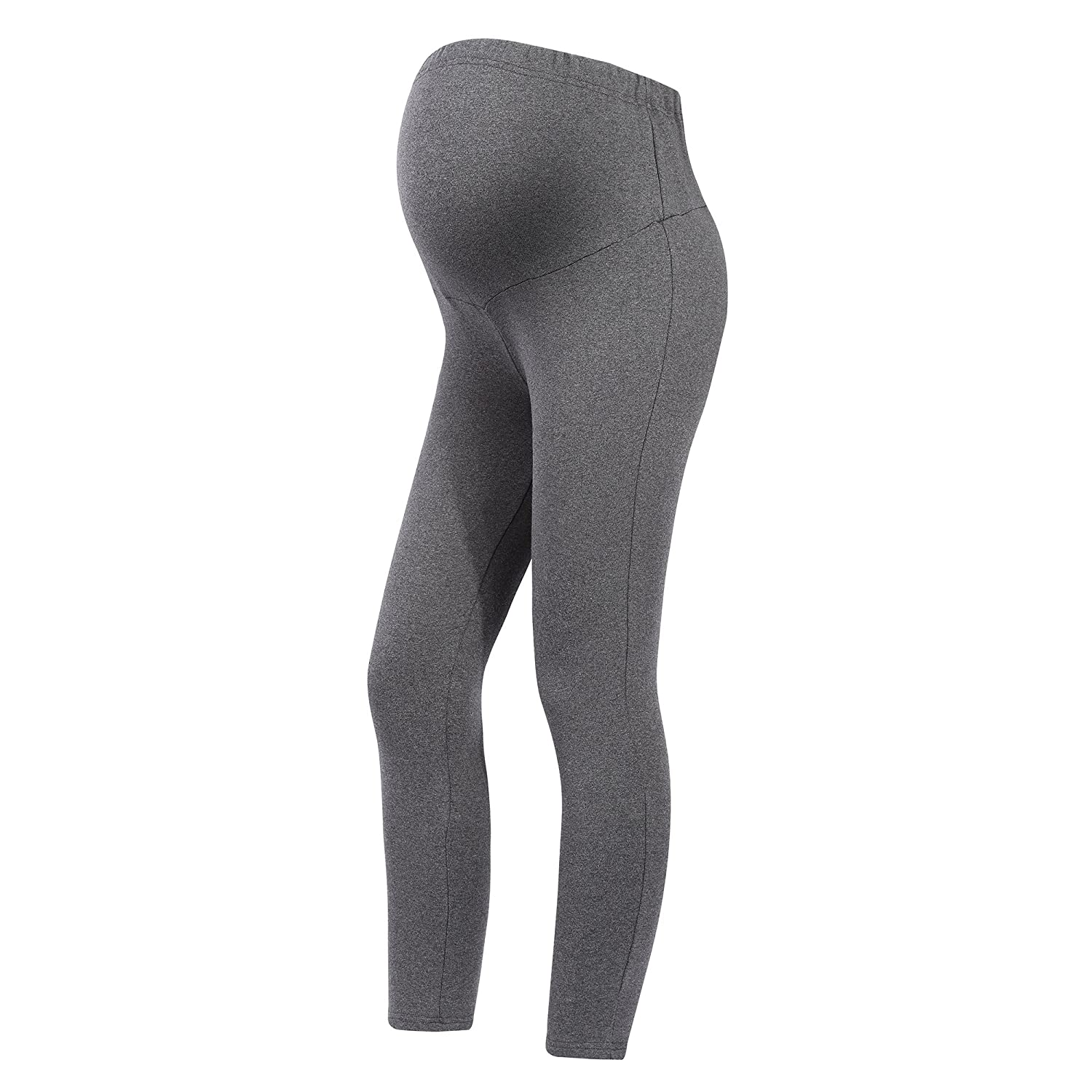 a2912109a2c10 Amazon.com: Women's Secret fit Belly Maternity Leggings Casual Abdomen Pants  Comfortable and Relaxing Supportive: Clothing