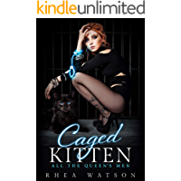 Caged Kitten (All the Queen's Men Book 2)