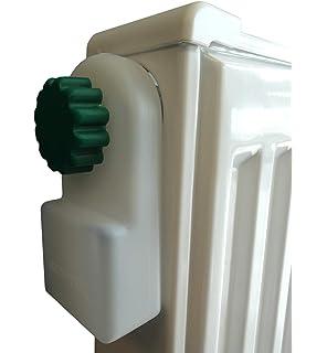 Profi Entlüfter Heizkörperentlüfter mit Wasserbehälter Heizung Entlüftungsbox