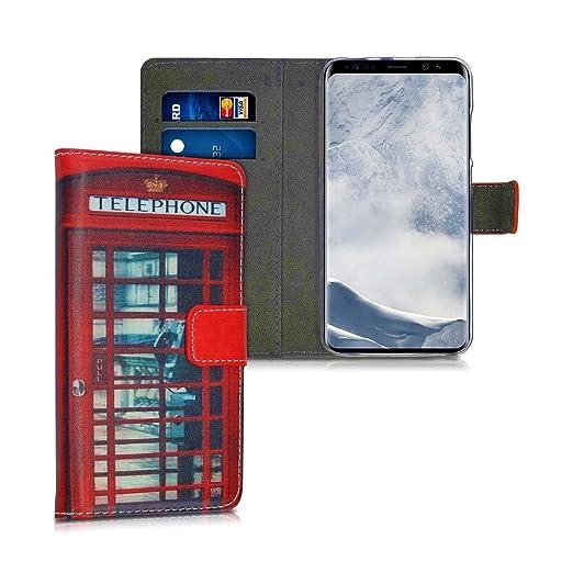 1 opinioni per Cover Samsung S8 Plus, Lincivius®, Custodia Flip Cover Samsung Galaxy S8 Plus