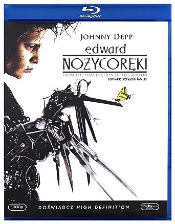 Edward Scissorhands Blu-Ray Region B IMPORT No hay versión ...