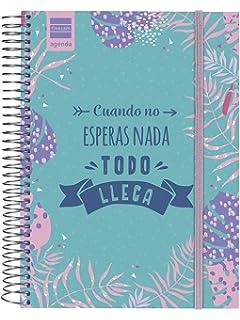 Finocam - Agenda 2019-2020 1 día página español Secundaria ...