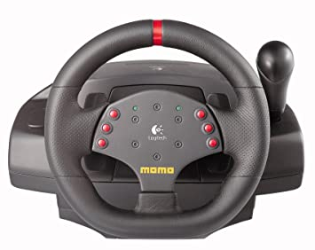 DRIVER: LOGITECH MOMO RACING WHEEL PC