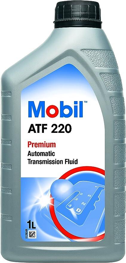 Mobil 1 ATF 220 - Aceite de Motor: Amazon.es: Coche y moto