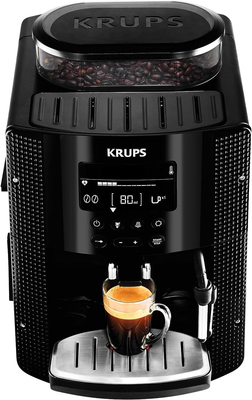 Cisterna acqua originale per caffè Krups-pieno sportello automatico ea8160 CONTENITORE ACQUA