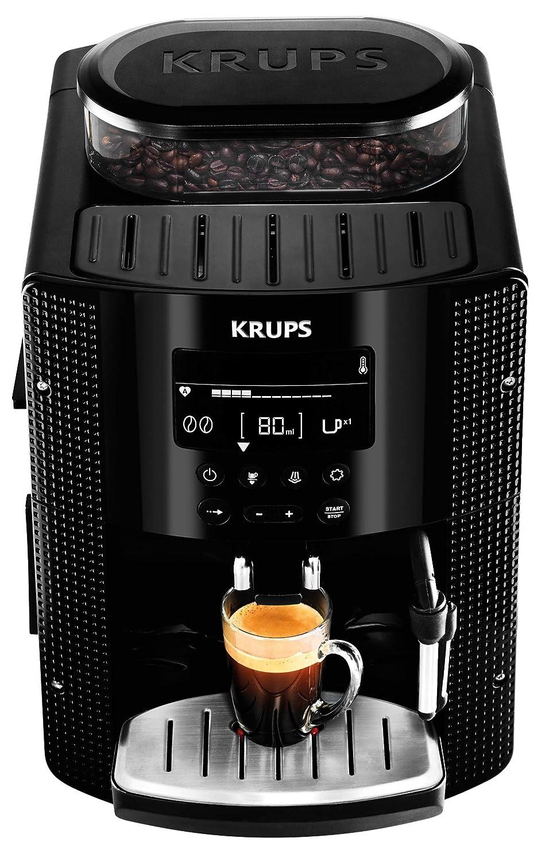Krups Essential Máquina De Café Completa, 1450 W, 1.7 litros, Negro