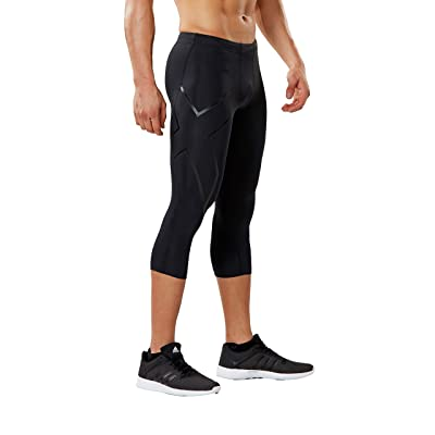 2XU Men's Core Compression 3/4 Tights: Clothing