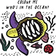 Who's in the Ocean? Colour Me (Wee Gallery bath book): Baby's First Bath Book