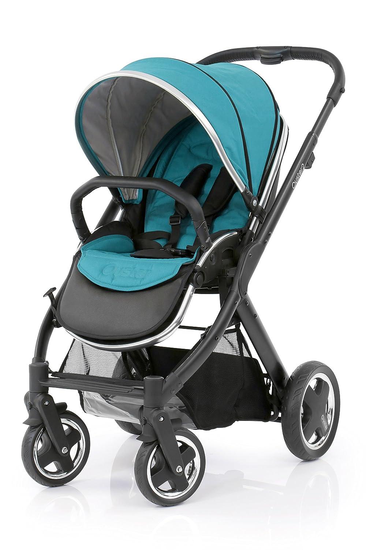 Schwarz BabyStyle Oyster 2 Kinderwagen Farben Pack