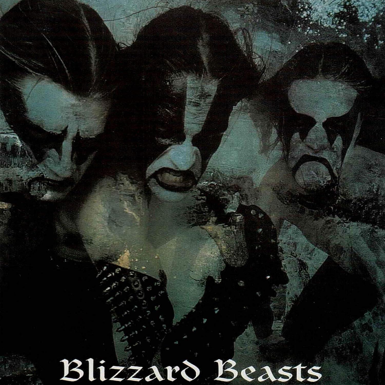 Animer and price Direct store revision Blizzard Beasts Ltd. Ed. vinyl splatter