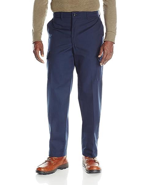 Amazon.com: Pantalones cargo industriales Red Kap para ...