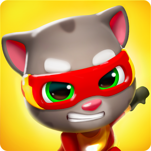 - Talking Tom Hero Dash
