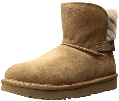 UGG Womens Adria Ankle Boot Chestnut Size 5 9ab261844