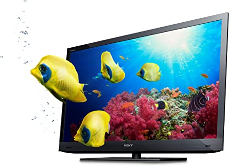 Sony KDL-40EX725BAEP - Televisión LED de 40 pulgadas Full HD (100 ...