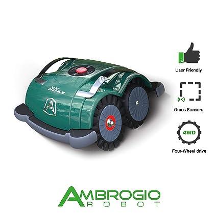 Ambrogio Robot L60 Basic cortacésped Robot Sin Instalación ...