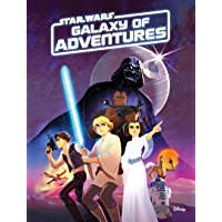 Galaxy of Adventures Chapter Book (Star Wars)