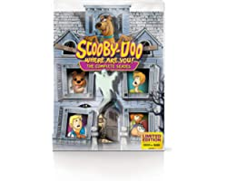 Scooby-Doo Where Are You! CSR (BD)