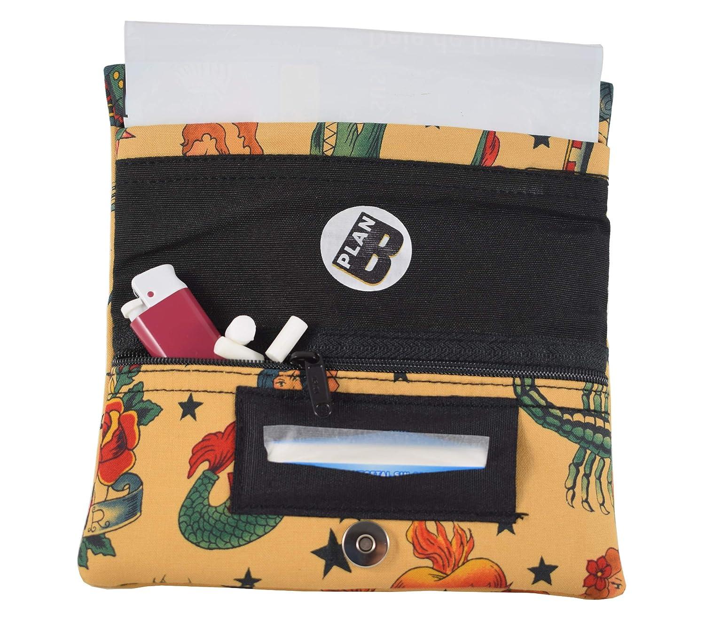 Plan B Funda Tabaco de Liar Yolo Tattoo (17 x 8,5 cm) 50 g ...