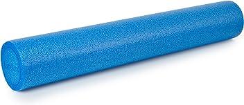 Lumaland Pilates Rolle multifunktionale Gymnastikrolle Hartschaum rund 90cm verschiedene Farben