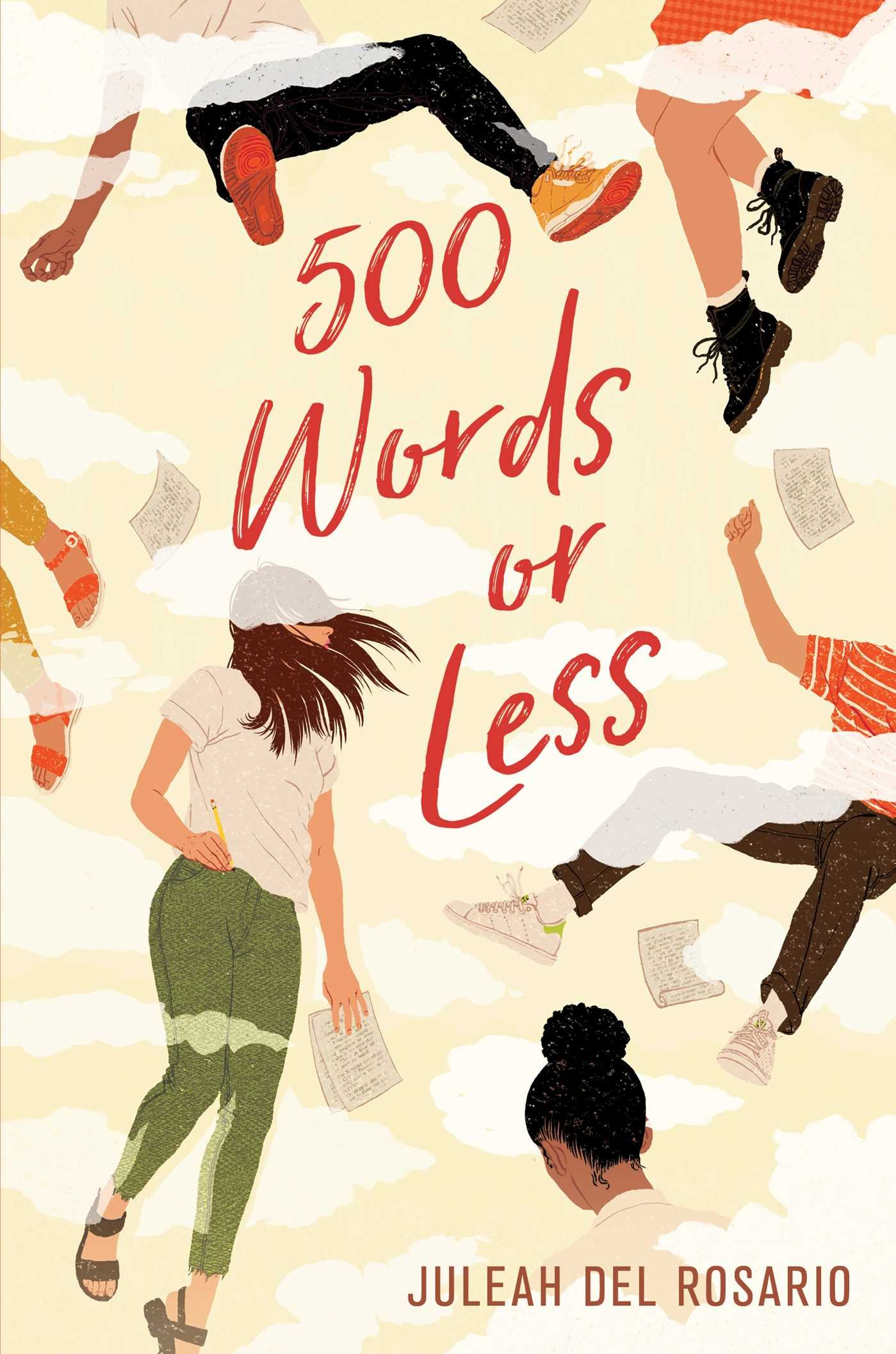 500 Words or Less by Juleah del Rosari