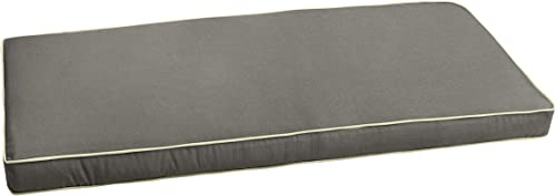 Editors' Choice: Mozaic AMZCS111318 Indoor or Outdoor Sunbrella Bench Cushion