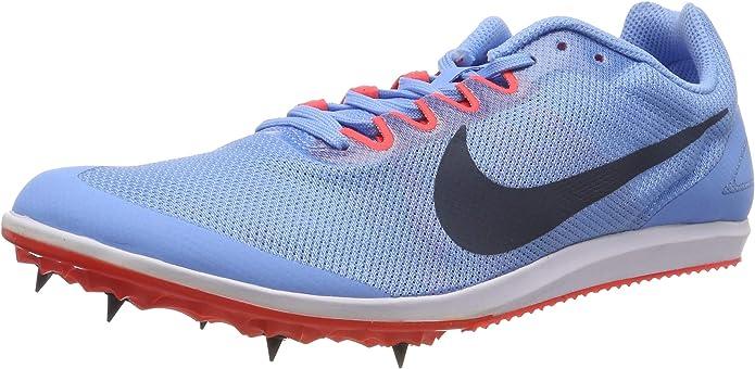 Nike Wmns Zoom Rival D 10, Zapatillas de Running para Mujer, Azul (Football Blue/Blue Fox/Bright Crimson 446), 42 EU: Amazon.es: Zapatos y complementos