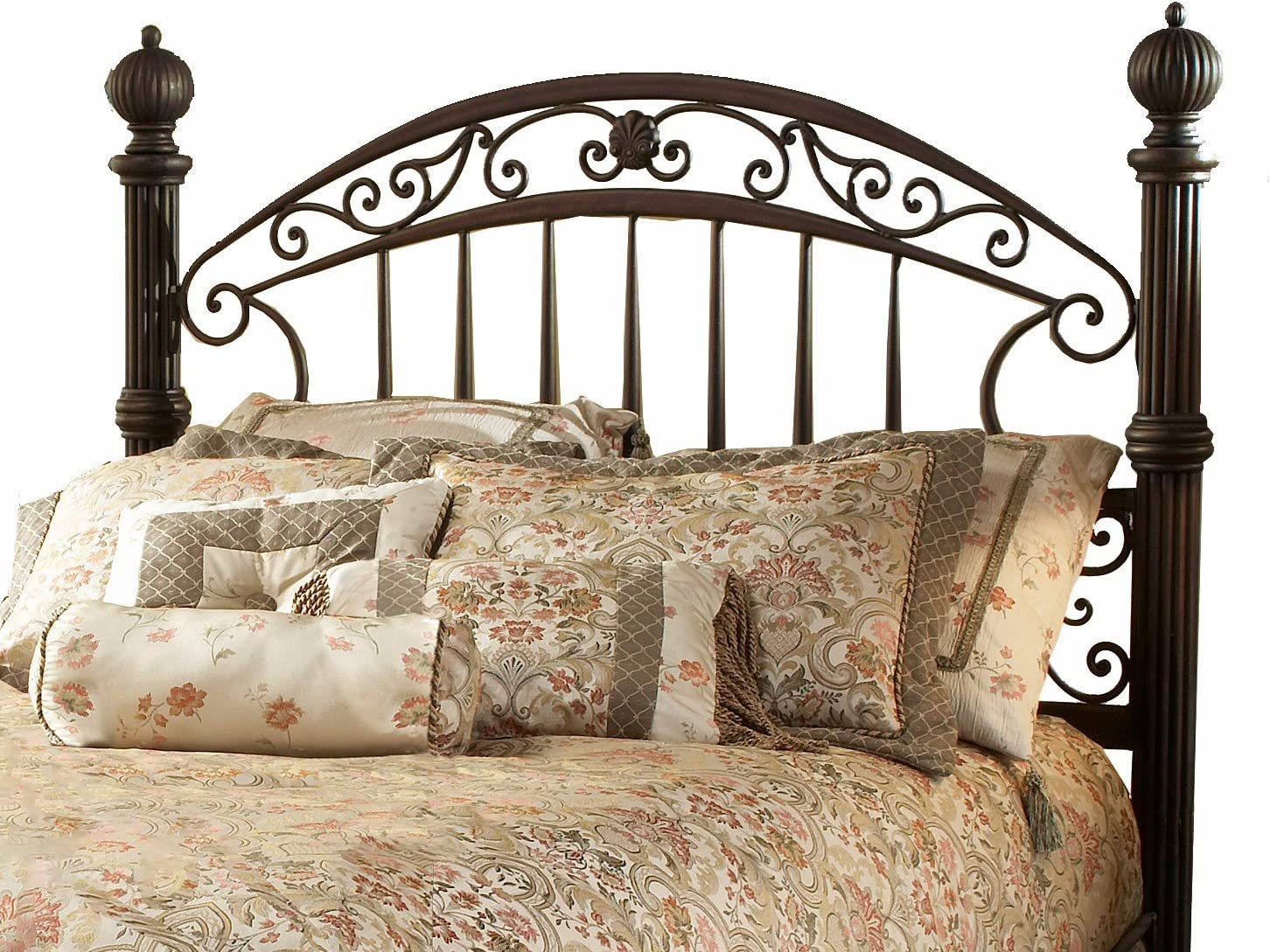Hillsdale Furniture Chesapeake Headboard, Queen, Rustic Old Brown