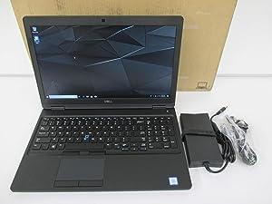 "Dell Precision 3000 3530 15.6"" LCD Mobile Workstation - Intel Core i7 (8th Gen) i7-8850H Hexa-core (6 Core) 2.60 GHz - 16 GB DDR4 SDRAM - 512 GB SSD - Windows 10 Pro 64-bit (English/French/Spanis"