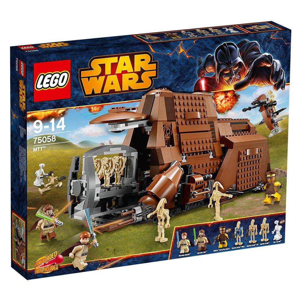 LEGO Star Wars™ Trade Federation Multi Troop Transport (75058)