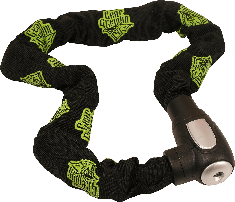 Gear Gremlin Cadena, Color Negro/Verde The Key Collection GG750