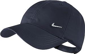 Nike Cappellino Metal Swoosh Heritage 86 - Colore Blu Scuro 0cf9f922ffde