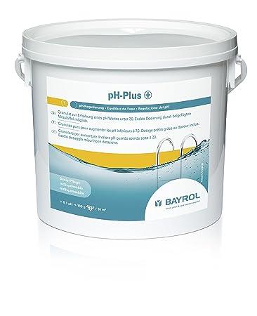 Ordentlich BAYROL pH Plus Granulat / pH Heber - 5 kg: Amazon.de: Garten CW55