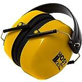 ACE Kapselgehörschützer Faltbar EN 352-1 SNR 25dB - Idealer Gehörschutz vor Leichtem und Mittlerem Lärm