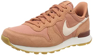 premium selection d7db2 911bf Nike Women s Internationalist Low-Top Sneakers, Brown (Terra Blush Guava  Ice-