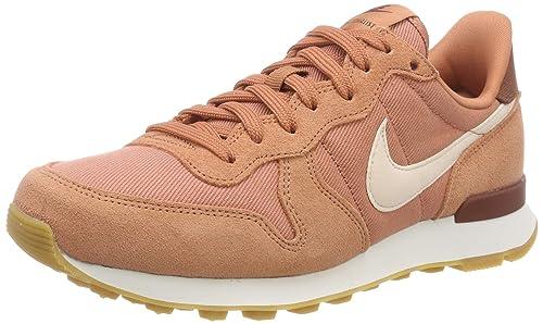 1bae49c8 Nike Wmns Internationalist, Zapatillas de Deporte para Mujer: Amazon.es:  Zapatos y complementos
