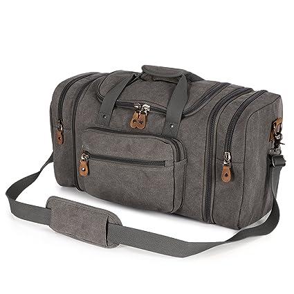 Amazon.com: Plambag - Bolsa de lona para viajes, tamaño ...