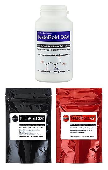 Amazon.com: testoroid Ultimate Potenciador de Testosterona ...