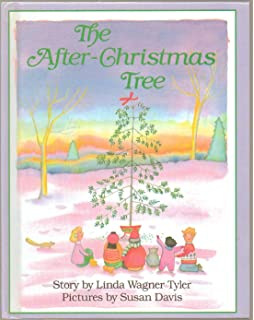 The After-Christmas Tree (Picture Puffins): Linda Wagner Tyler ...