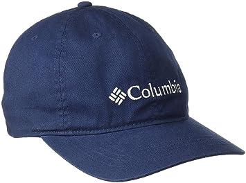 Columbia Men s ROC Logo Ball Cap - Blue -  Amazon.co.uk  Clothing 9680baa71171