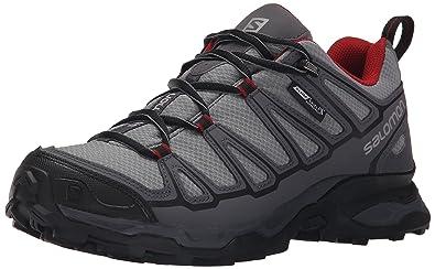 brand new 807ee ec7b9 Salomon Men's X Ultra Prime Cs Waterproof Hiking-Shoes