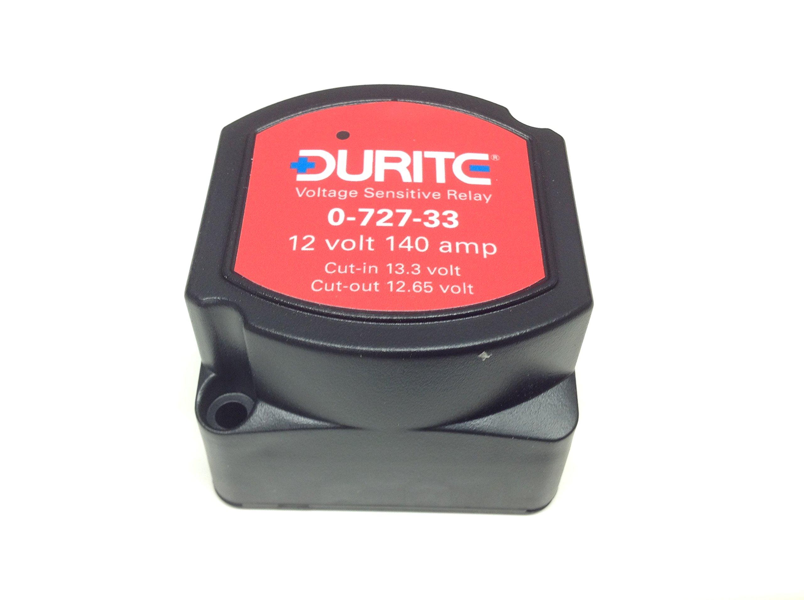 12v 140amp durite 0 727 33 voltage sensitive intelligent split charge diode split charge relay 12v 140a